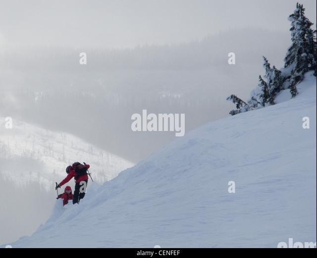 Kamloops BC Ski Area