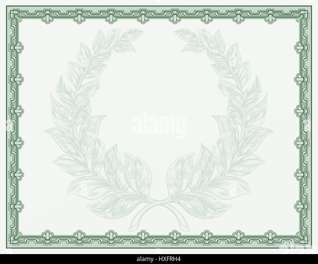 qualification certificate template stock photos