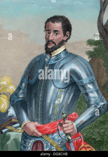 Pizarro Conquered Peru Coloring Page