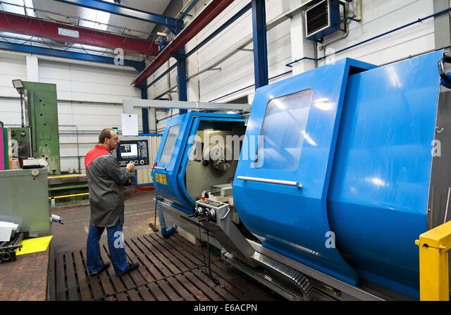 machine operator cnc