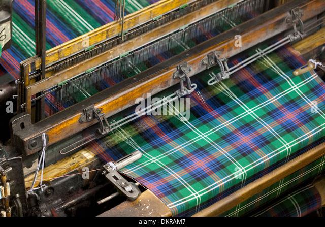 Textile Manufacturing Uk Stock Photos Amp Textile