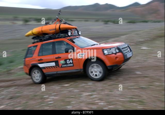Desert Land Rover Stock Photos Amp Desert Land Rover Stock