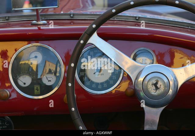 Speedometer Steering Wheel Dash Board Stock Photos Amp Speedometer Steering Wheel Dash Board Stock