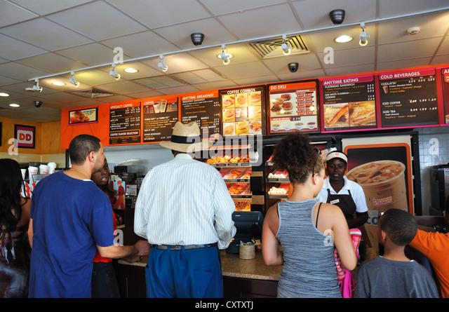 Dunkin Donuts Near Caribbean Beach Resort