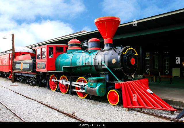 The Passenger Train  Vintage Railroad Film