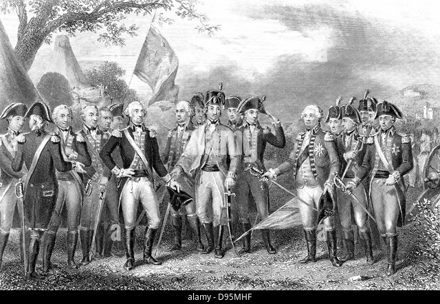 foreign aid enables continental army to defeat redcoats • foreign aid (money & munitions) sought continental army defeated reasons for british defeat.