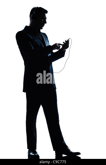 Man Standing Side View Isolated Stock Photos & Man ...