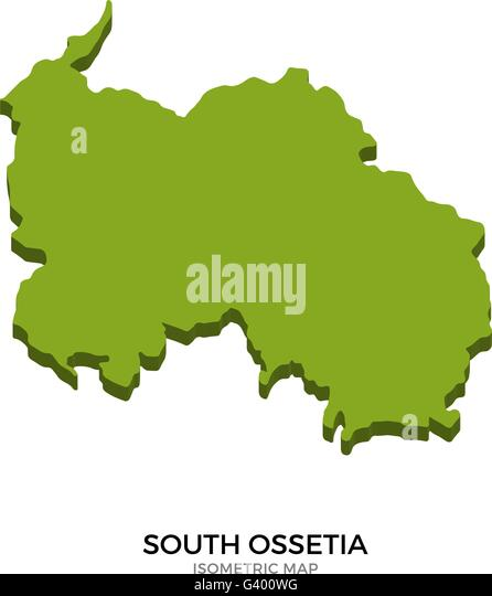 South Ossetia Stock Photos South Ossetia Stock Images Alamy - South ossetia map