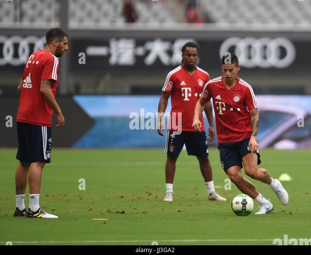 18th July 2017 James Rodriguez Of Bayern Munich R