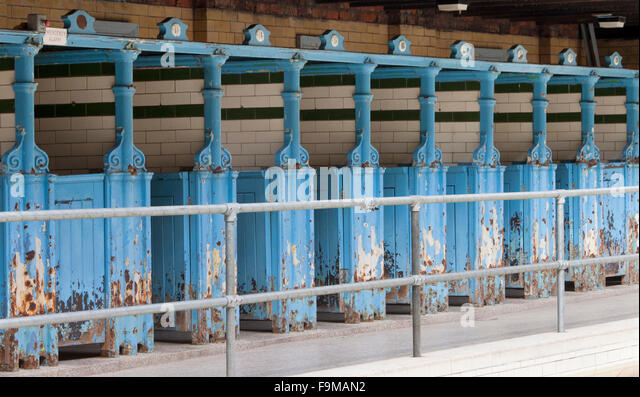 Public Swimming Pool Cubicle Stock Photos Public Swimming Pool Cubicle Stock Images Alamy