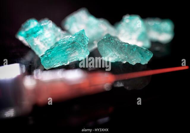 how to make crystal meth drug