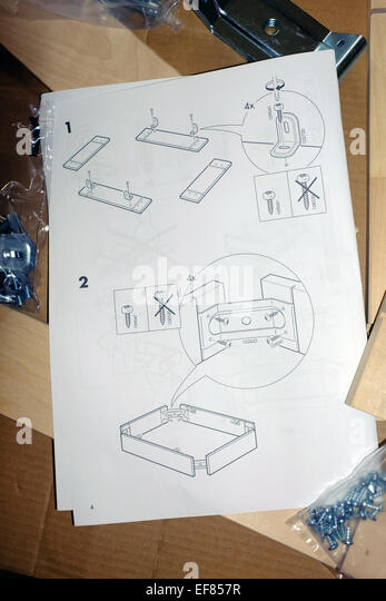 ikea assembly instructions uk