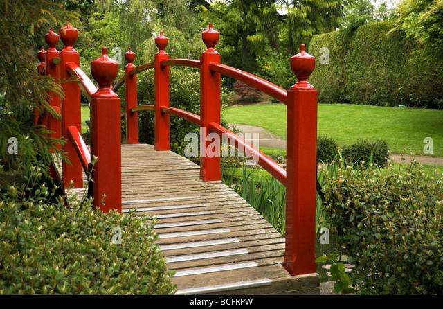 Japanese Gardens Kildare Stock Photos Japanese Gardens