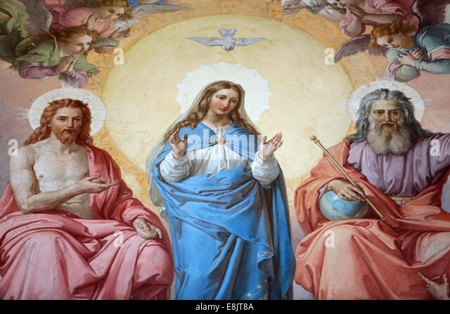 Virgin Mary And Jesus Stock Photos Amp Virgin Mary And Jesus