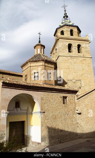 Catedral Del Salvador Stock Photos & Catedral Del Salvador Stock Images -...
