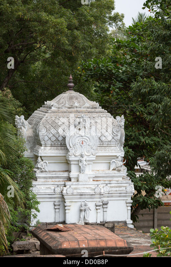 Stone sculpture tamil nadu stock photos