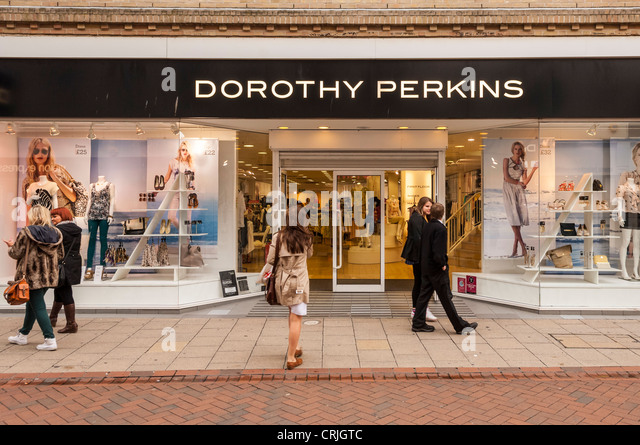 All the Dorothy Perkins store locations in the UK, with directions to each one. All the Dorothy Perkins store locations in the UK, with directions to each one. Dorothy Perkins.