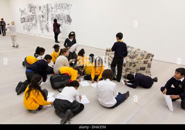 saatchi gallery essays