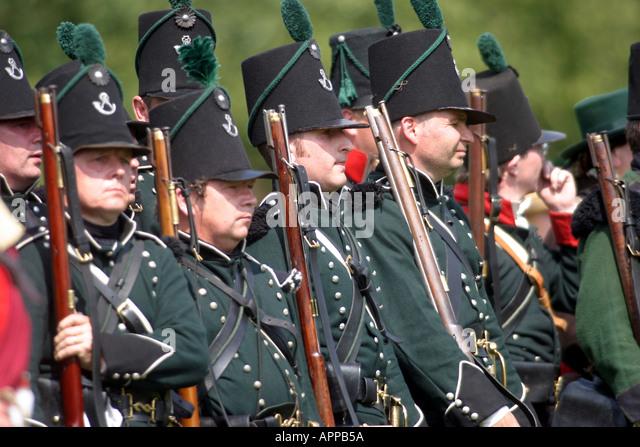 Green Rifles British Stock Photos &amp Green Rifles British Stock