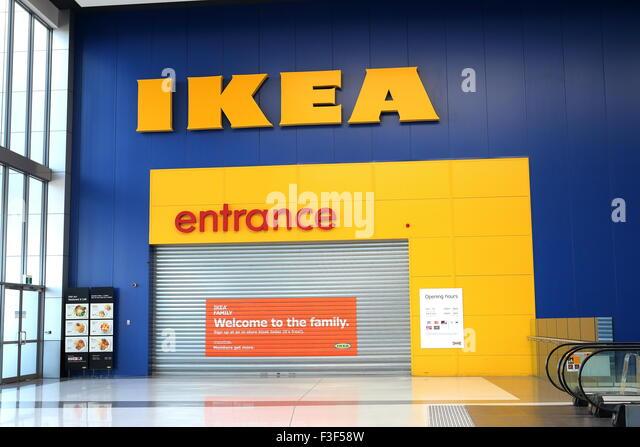 Springvale Australia  City new picture : IKEA Springvale victoria Australia Stock Image