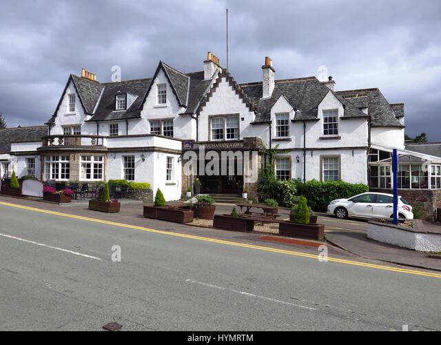 buchanan arms hotel