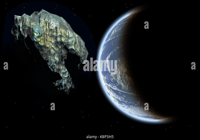Cretaceous Paleogene Extinction Event Stock Photos ...