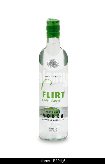 flirt apple vodka uk
