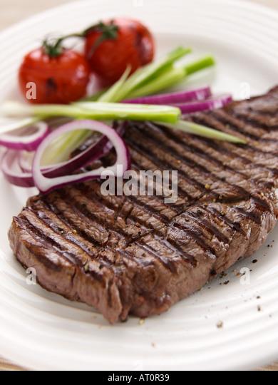 how to cut rump steak