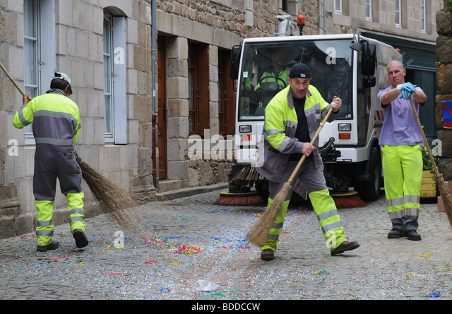Street Sweepers Stock Photos & Street Sweepers Stock ...