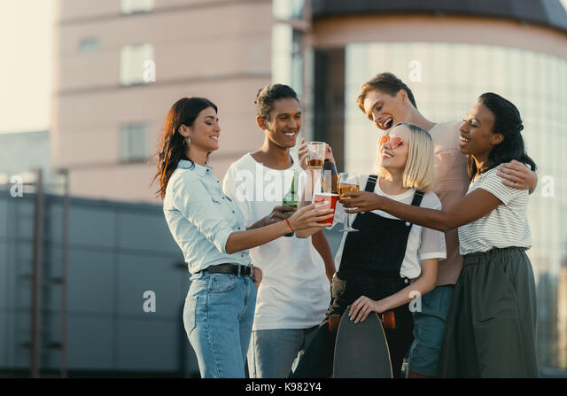 Students Drinking Party Stock Photos & Students Drinking ...