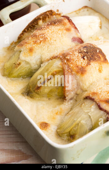 Belgian Endive Stock Photos & Belgian Endive Stock Images - Alamy