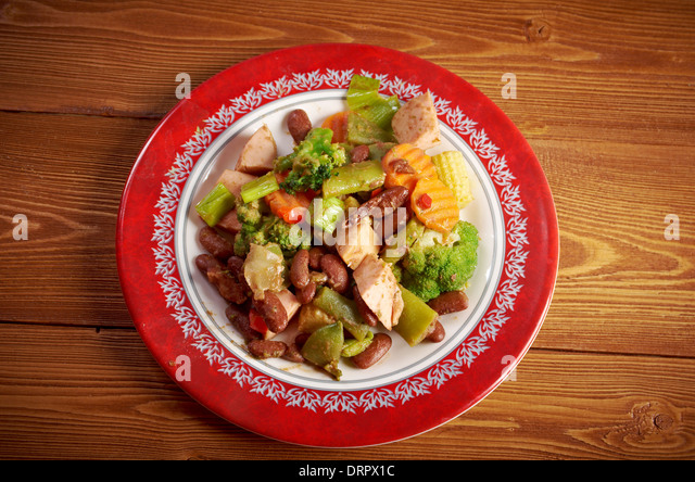 Cassoulet Beans Stock Photos & Cassoulet Beans Stock ...