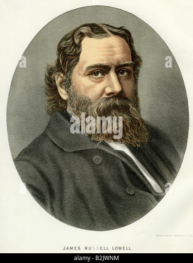 James russell lowell essay