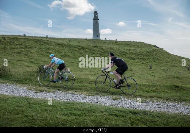 Bianchi Bike Stock Photos & Bianchi Bike Stock Images