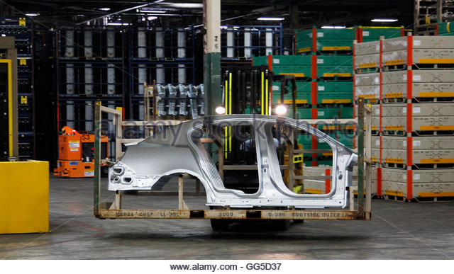 Automobile Assembly Stock Photos Automobile Assembly