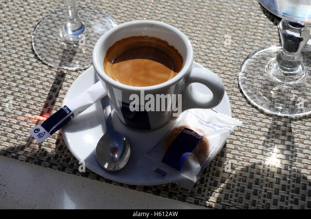 lavazza cafe stock photos lavazza cafe stock images alamy. Black Bedroom Furniture Sets. Home Design Ideas