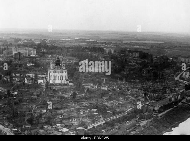 Destroyed cities soviet union stock photos destroyed for Cities destroyed in ww2