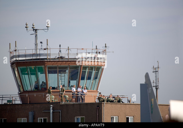 Air Traffic Control Tower Raf Stock Photos & Air Traffic Control ...