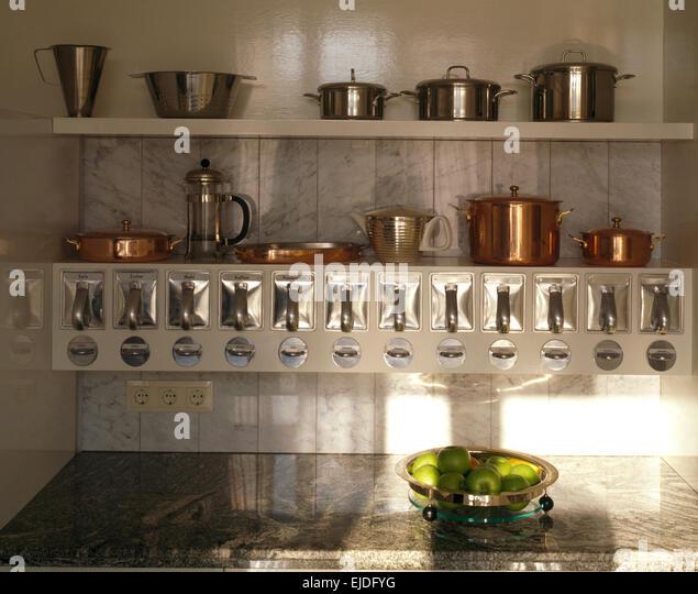 Copper Pans Stock Photos & Copper Pans Stock Images