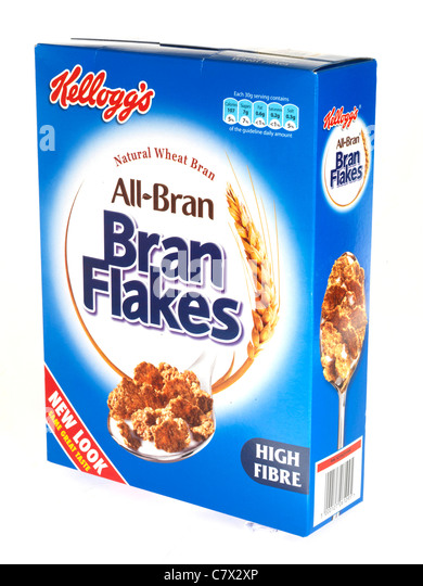 how to eat bran flakes
