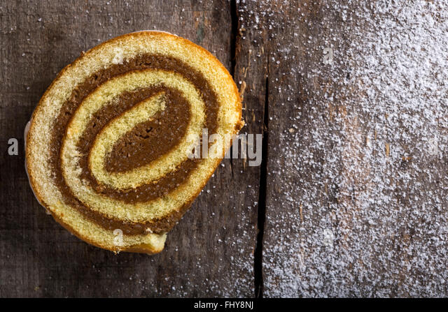 Chocolate Cake Rolll