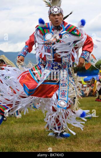Native American Dancer Customs Stock Photos & Native American ...