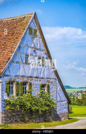 Traditional German Cottage Images