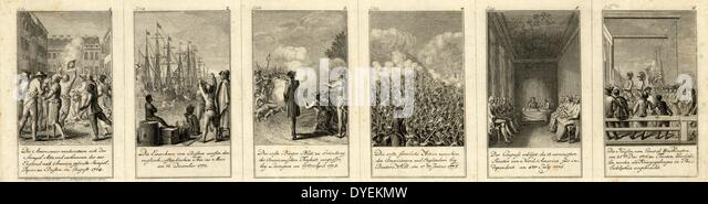 a history of the events leading to the french revolution French revolution chronology  the war debt brings the french monarchy to its  knees  an anti-catholic demonstration led by lord george gordon that was.