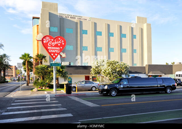 Cupids Wedding Chapel Downtown Las Vegas