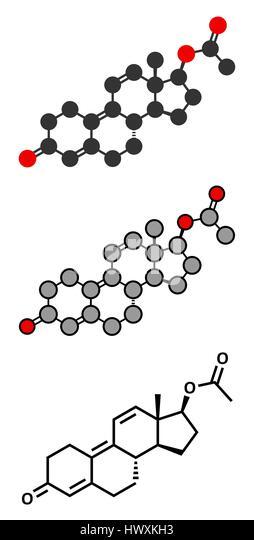 trenbolone acetate+cattle implants