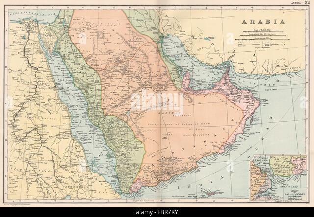 Antique World Map Arabia Photos and Antique World Map Arabia – Map Showing Abu Dhabi and Dubai