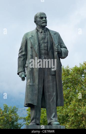 Lenin Statue Ukraine Stock Photos & Lenin Statue Ukraine ...