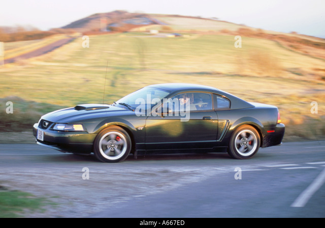 mustang car stock photos mustang car stock images alamy. Black Bedroom Furniture Sets. Home Design Ideas