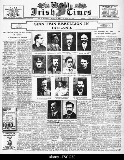 1916 dublin stock photos 1916 dublin stock images alamy - Irish times office dublin ...